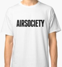 AIRSOCIETY Classic T-Shirt