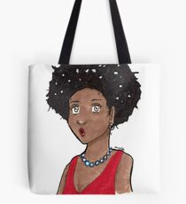 a1d529eb59 Afro Woman Tote Bags