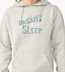 Big dreams need big sleep - Sky blue Pullover Hoodie