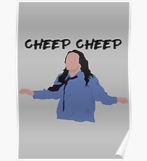 The Room - Cheep Cheep Poster