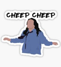 The Room - Cheep Cheep Sticker