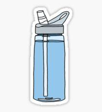 blue camelbak water bottle Sticker