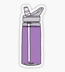 purple camelbak water bottle Sticker