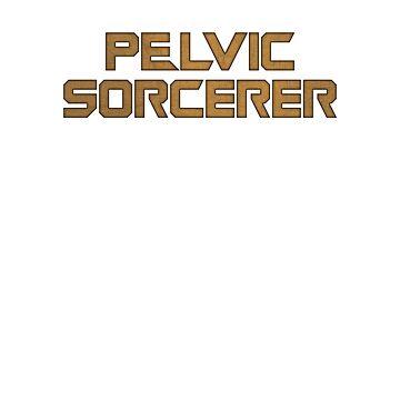 Pelvic Sorcerer  by joeymcelroy