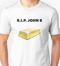 Rip John B- Gold T-Shirt