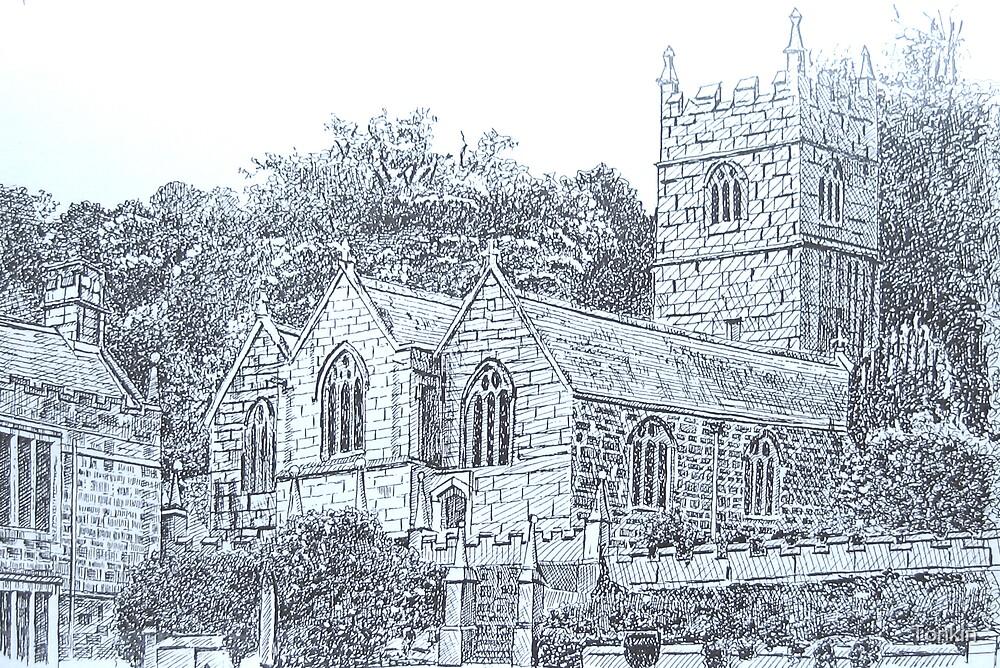 Lanhydrock, Cornwall by Tonkin