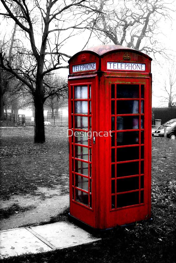 Phone Box by Designcat