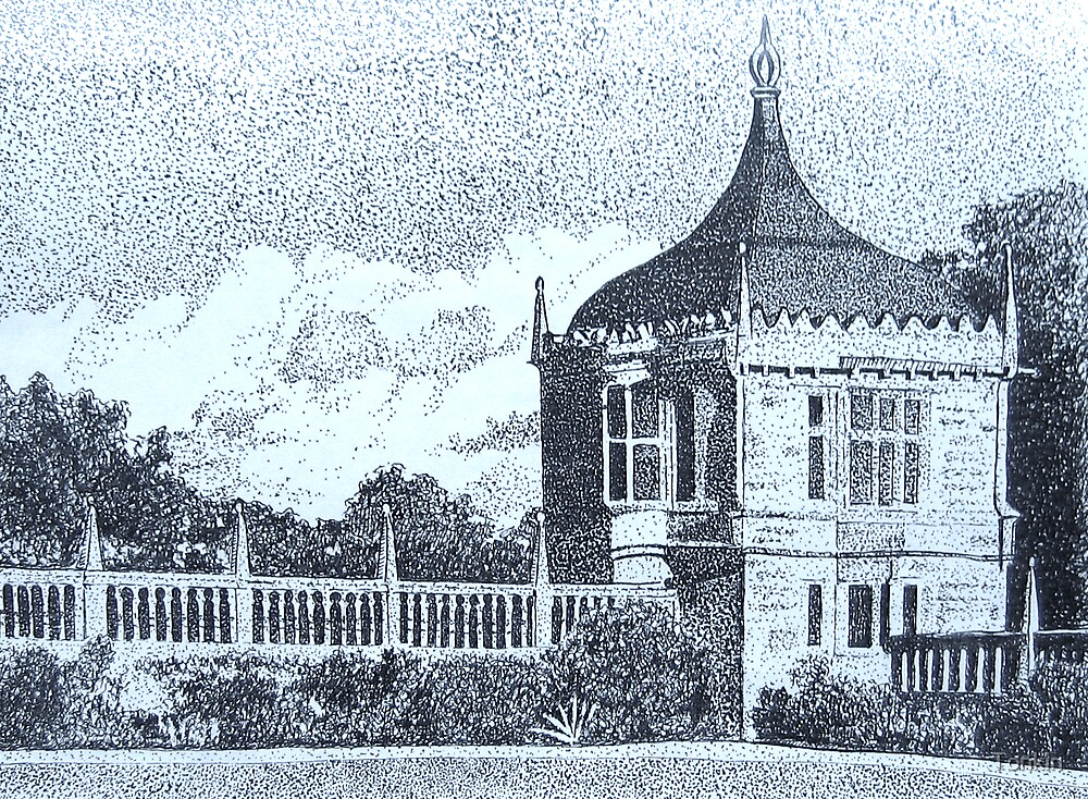 Pavilion, Montacute House, Somerset by Tonkin