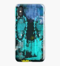Digital African Tribal Jewelry Art iPhone Case