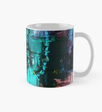 Digital African Tribal Jewelry Art Mug