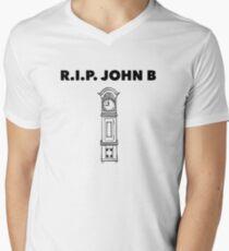 RIP John B - Grandfather Clock  T-Shirt