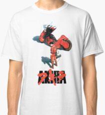 Akira Kaneda Bike white Classic T-Shirt