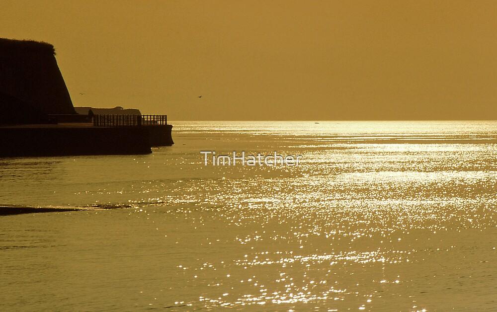 Kentish Sunset by TimHatcher