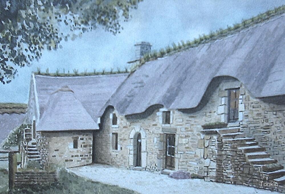 Poul-Fetan, Brittany by Tonkin