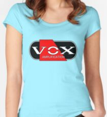 Cool Vox Women's Fitted Scoop T-Shirt