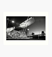 Melbourne Series - Exhibition Centre Art Print