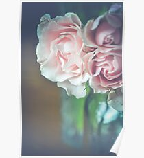 Antique Roses Poster