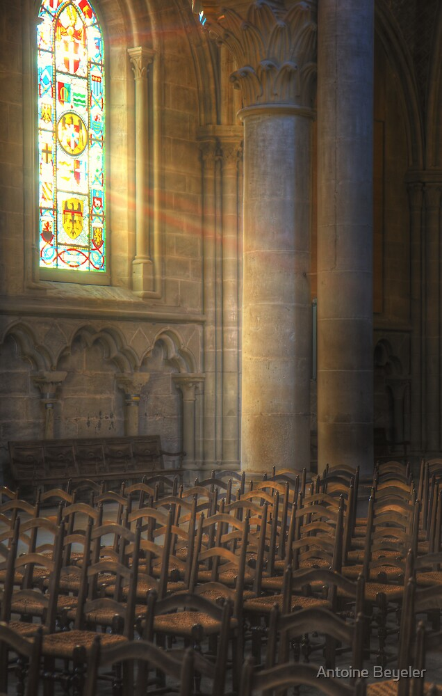 Light from above by Antoine Beyeler
