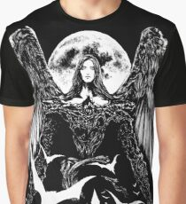 The Night Flows Graphic T-Shirt