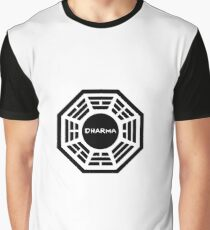 Dharma Initiatives Graphic T-Shirt