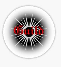 Guild Sticker