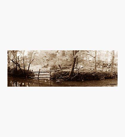 Town Creek Photographic Print