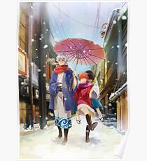 Gintama - Yorozuya Winter Poster