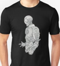 Robot in wonderland T-Shirt