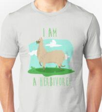 I am herbivore Unisex T-Shirt