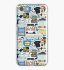Gilmore Girls fanatic iPhone Case/Skin