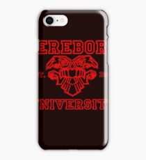 UofE Class of '47 iPhone Case/Skin