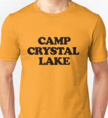 Friday The 13th - Camp Crystal Lake Counselors Shirt Unisex T-Shirt