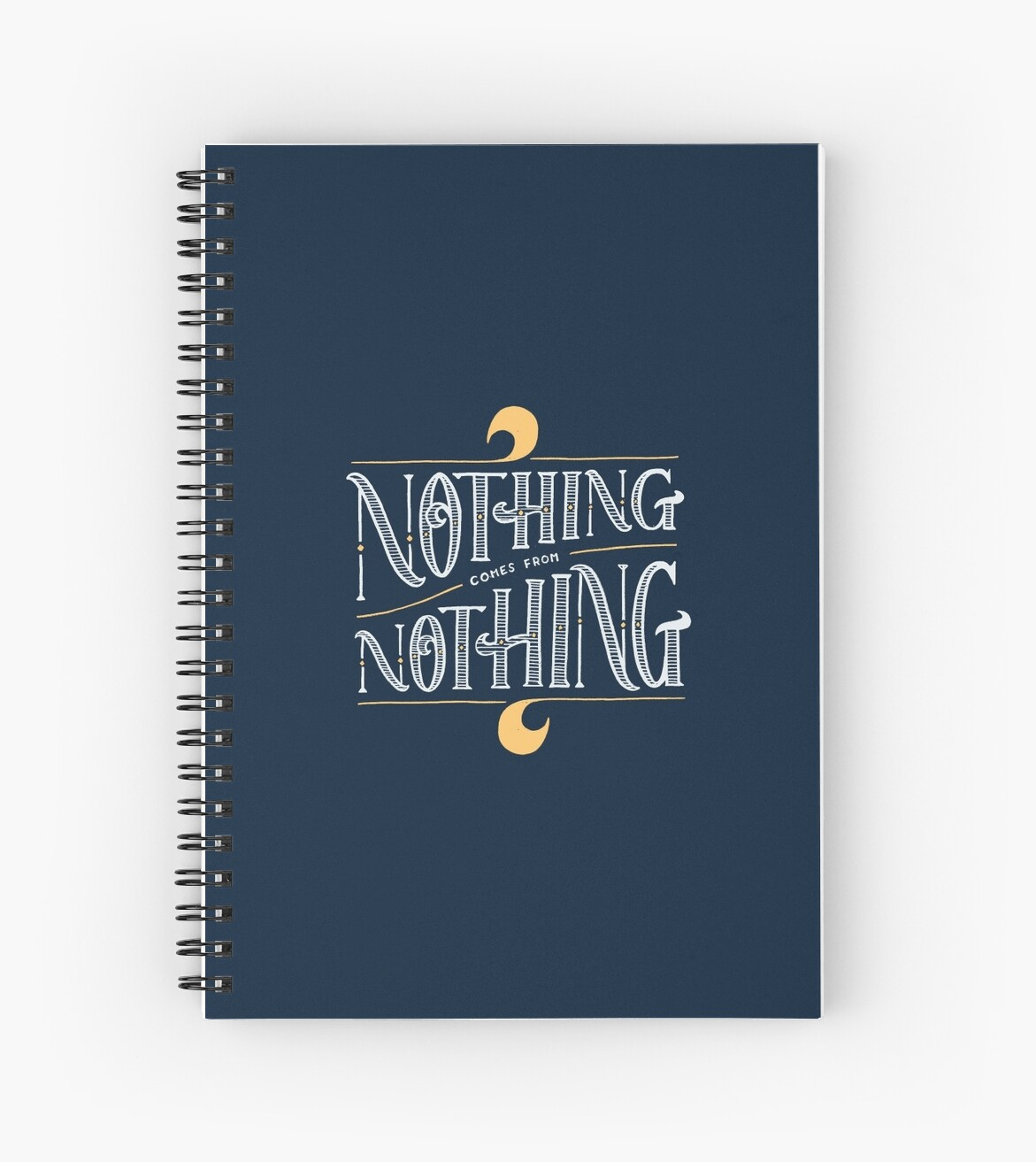 Nothing comes from nothing by Romaric Pascal