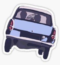 Weasley's car Sticker