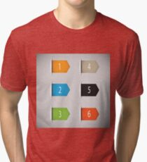 business elements Tri-blend T-Shirt