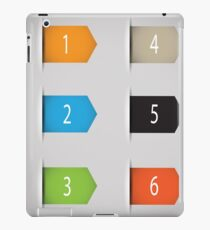 business elements iPad Case/Skin
