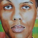 portrait Stromae  by Aline Gason
