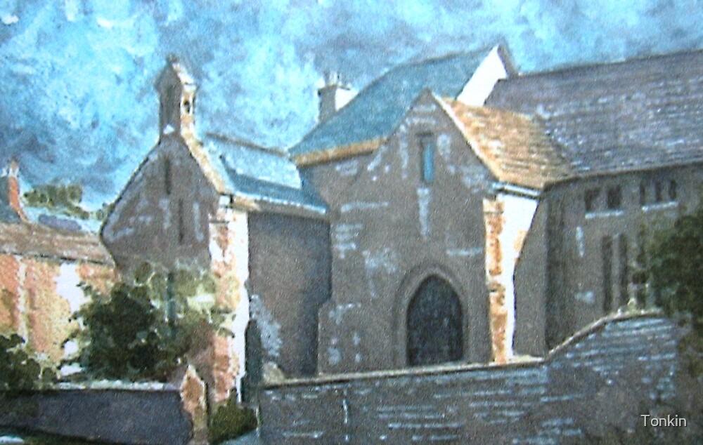 The Priory, Stoke-sub-Hamdon by Tonkin