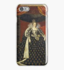 Frans Ii Pourbus - Marie De Medicis, Consort Of Henry Iv, King Of France, 1620 iPhone Case/Skin