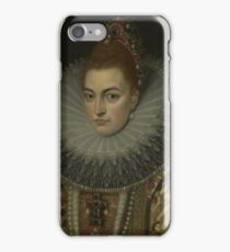 Frans Ii Pourbus - Isabella Clara Eugenia iPhone Case/Skin