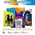 Devin Collectible Collectibles by LowellDevin