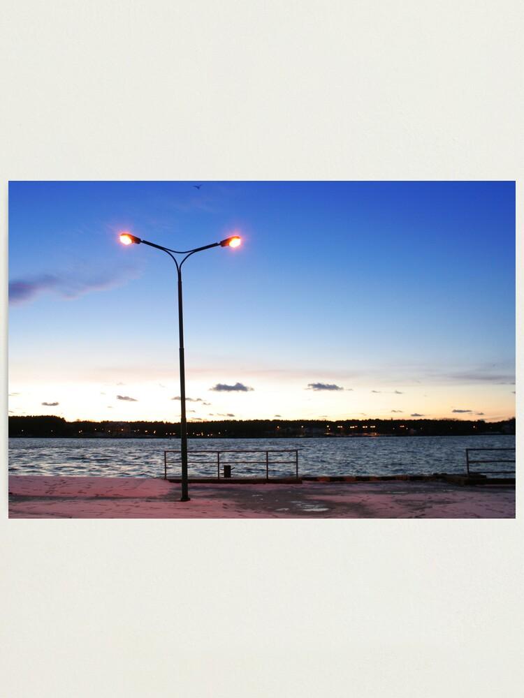 Alternate view of Harbor 2 Photographic Print