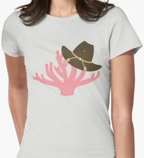 KORALLE!!!!!!!! Tailliertes T-Shirt für Frauen