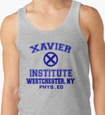 Xavier Institute - X-men Tank Top