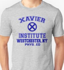 Xavier Institute - X-men Unisex T-Shirt