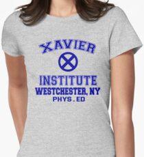 Xavier Institute - X-men Womens Fitted T-Shirt