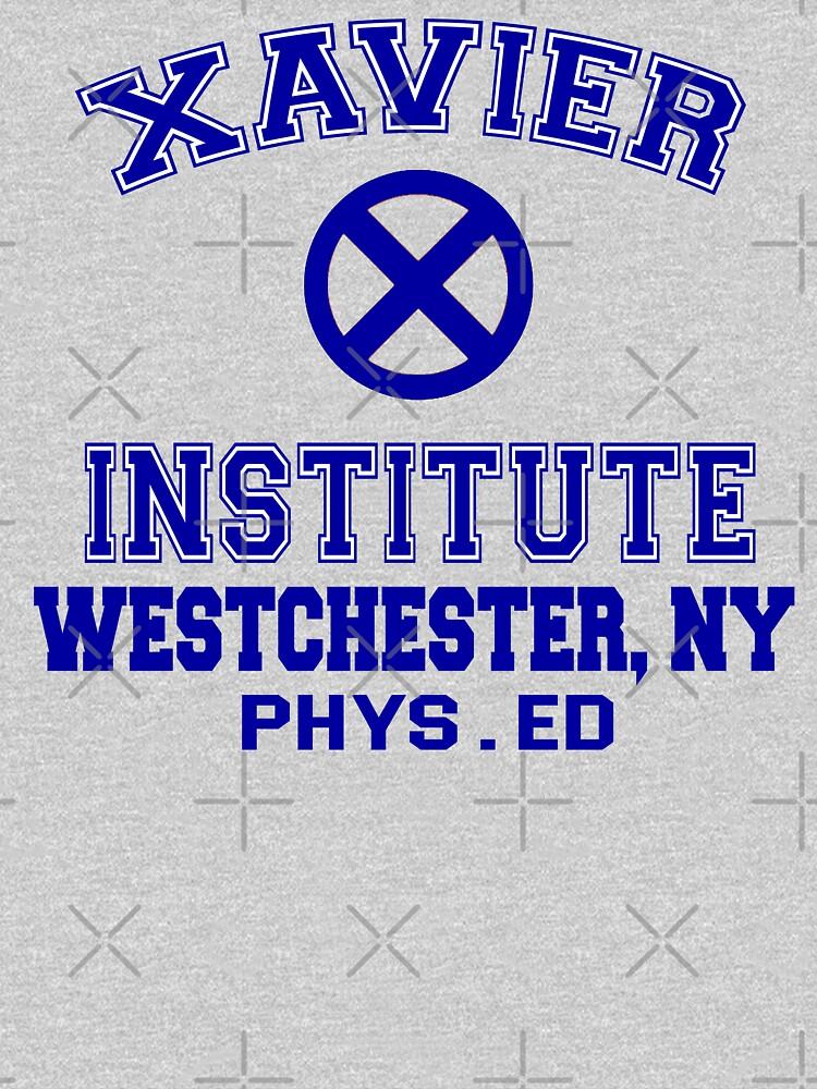 Xavier Institute - X-men by everything-shop