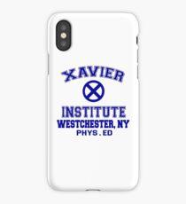Xavier Institute - X-men iPhone Case