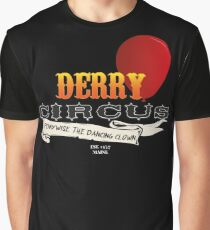 Derry Circus Graphic T-Shirt
