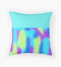 Toned Mosaic Throw Pillow